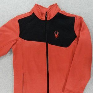 Spyder Full Zip Midweight Ski OutDoor Jacket